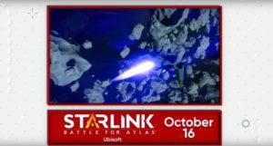 Nintendo E3 2018 STARLINK